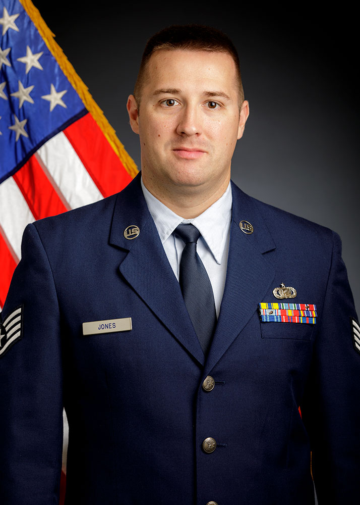 TSgt Nickolas Jones