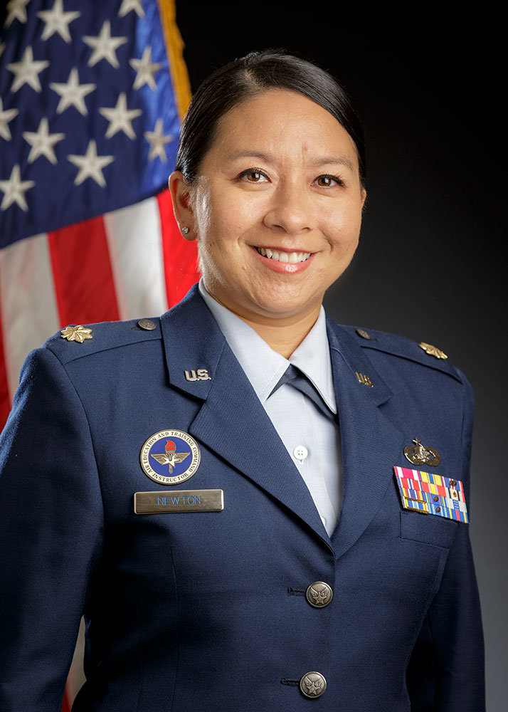 Major Susan S. Newton