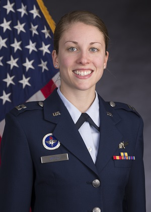 Captain Laura M. Mitch